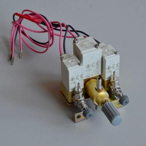Блок электромагнитных клапанов