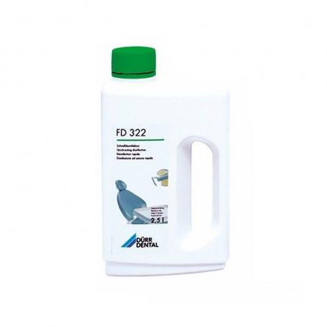 FD 322 раствор для быстрой дезинфекции поверхностей
