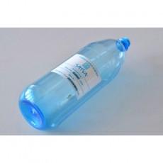 Бутылка для системы чистой воды прозрачная прочная